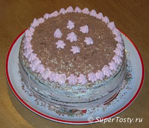 Торт своими руками на 8 марта маме