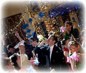 Где встречать новый год 2013?