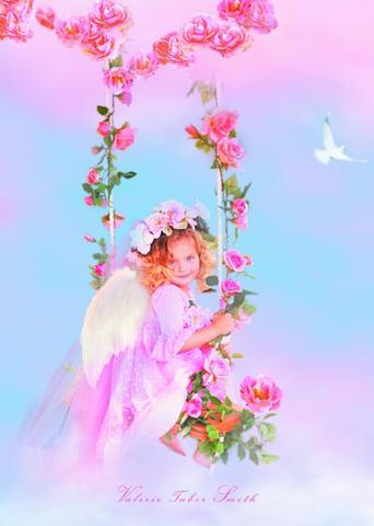 Открытка ко дню Ангела