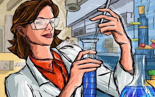 День российской науки - открытки