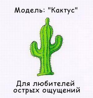 Кактус - День контрацепции