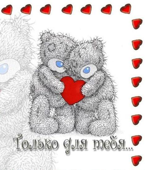 Мишки тедди открытки с днем святого валентина, телефон подснежники
