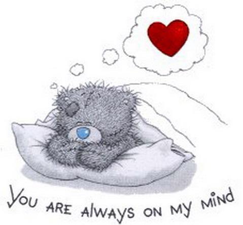 Мишки Тедди: Ты в моем сердце...