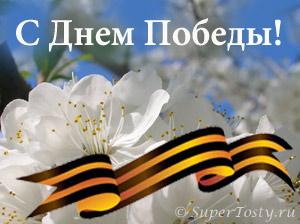 9 мая - День Победы. 9 мая в картинках, открытках, фото.