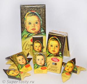 Всемирный день шоколада - 11 июля. фото шоколад Аленка