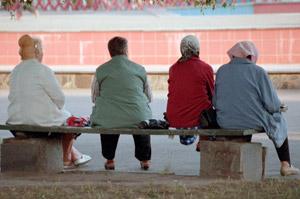 Международный день пожилых людей - 1 октября. фото