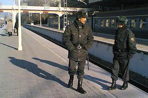 День транспортной милиции - 18 февраля.