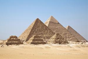 Всемирный день архитектуры - первый понедельник октября. фото пирамиды