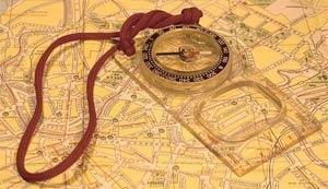 День работников геодезии и картографии - второе воскресенье марта.
