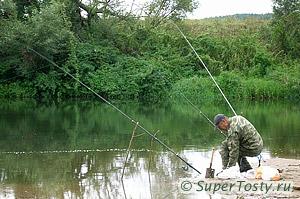 Всемирный день рыболовства - 27 июня