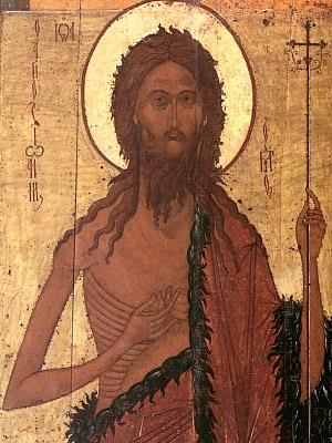 Рождество честного славного Пророка, Предтечи и Крестителя Господня Иоанна - 7 июля.