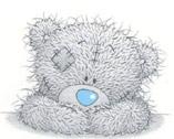 Мишка Teddy на День Святого Валентина, 14 февраля, День всех влюбленных.