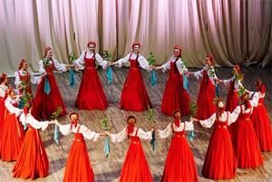 День работника культуры России - 25 марта.