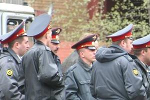 День милиции - 10 ноября. фото