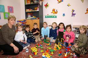День воспитателя и всех дошкольных работников - 27 сентября. фото